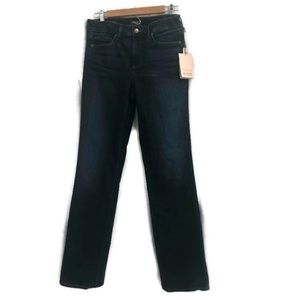 NWT NYDJ Marilyn Straight Leg Jeans size 6